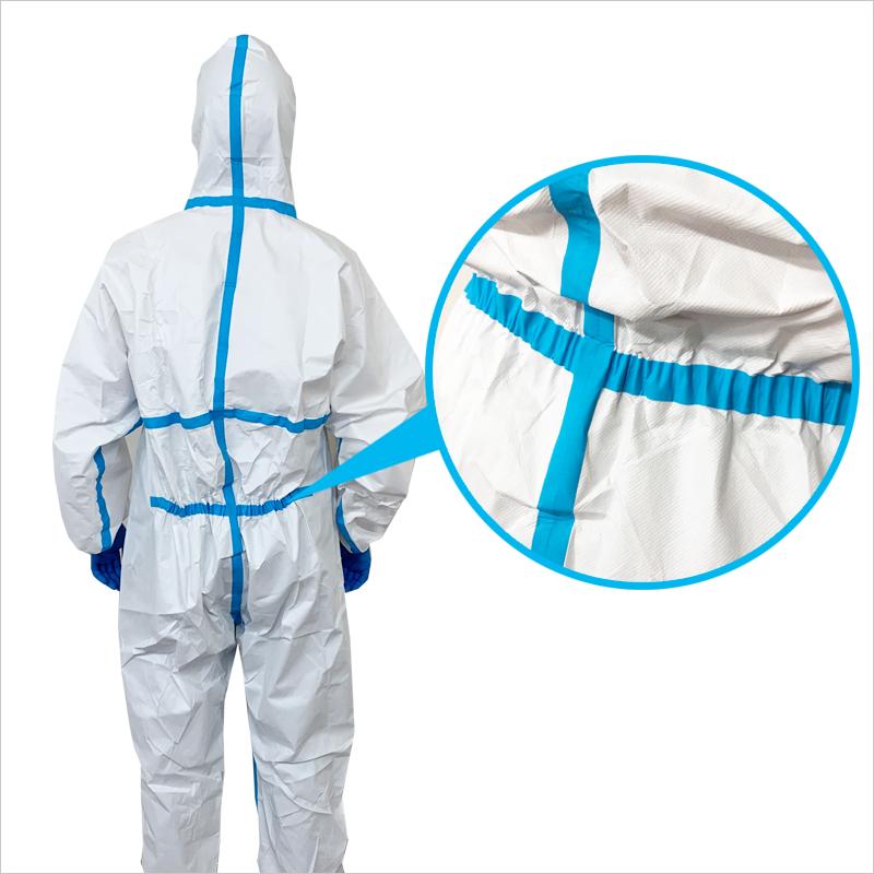 防護服の特徴3
