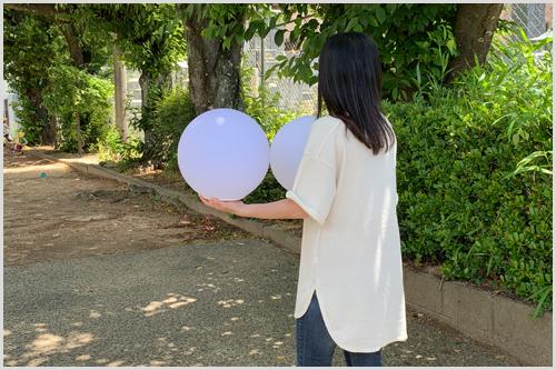 イルミネーション 光る家具 クラシオン ボール 間接充電方式