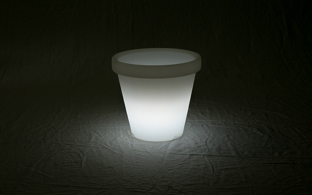光る家具 クラシオン フラワーポット