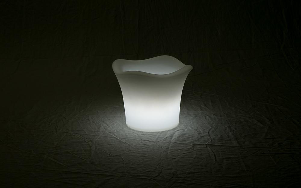 光る家具 クラシオン アイスペール