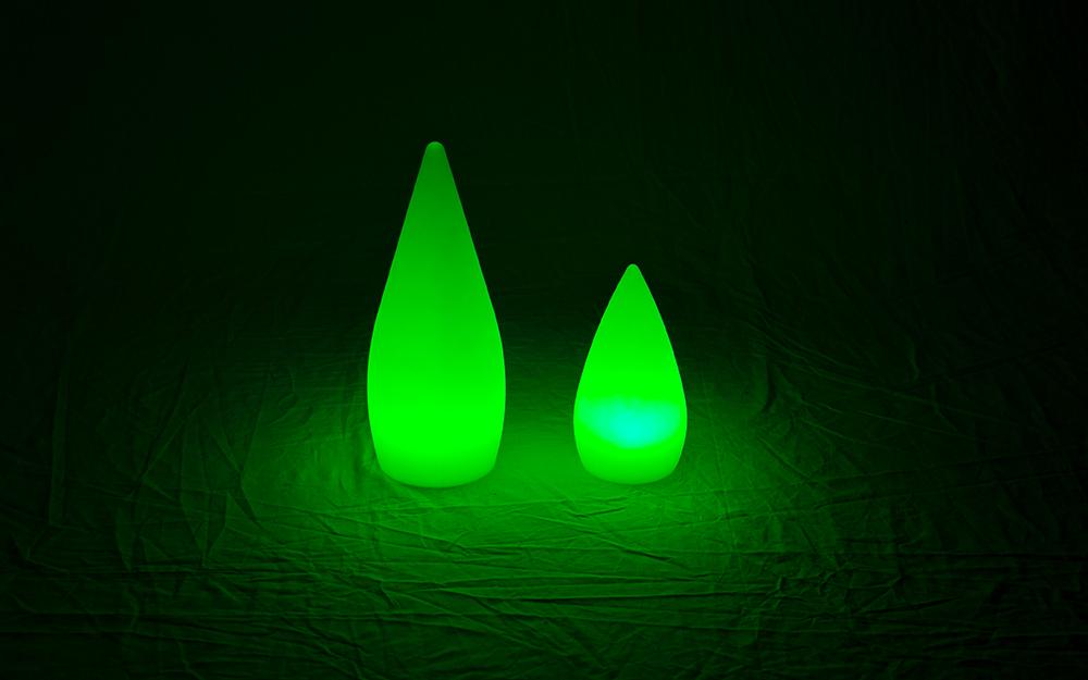 光る家具 クラシオン 卓上ランプ