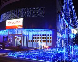 クリスマスイルミネーションの販売事例【福岡県久留米市】