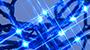 LEDイルミネーション ブルー