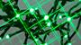 LEDイルミネーション グリーン
