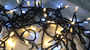 LEDイルミネーションライトをホワイト&シャンパンゴールドから選ぶ