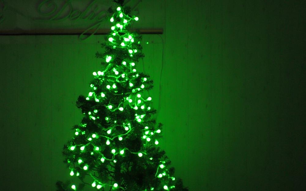 LEDイルミネーション パステルグローブライト グリーンカラー