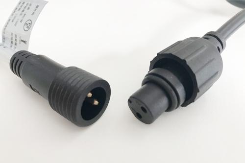 HG2年保証ストリングライト 連結接続部外観写真