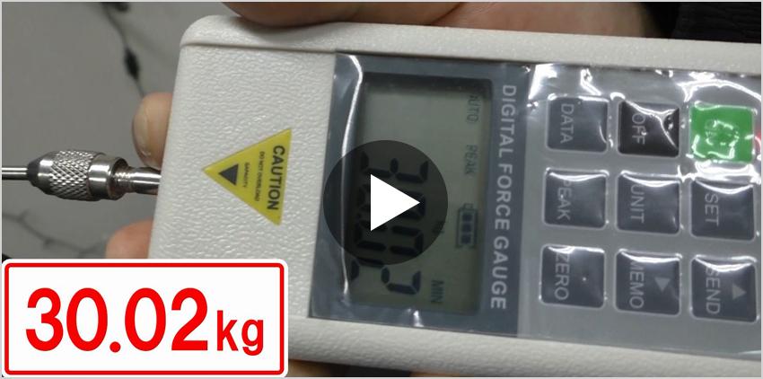 LEDイルミネーション検証動画2