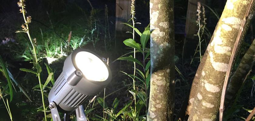 LEDガーデンアップスポットライトについて