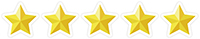 購入されたお客様のレビュー評価5