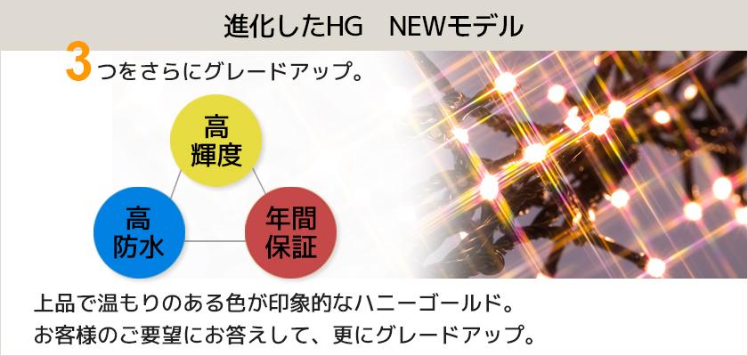 LEDイルミネーション販売 NEWストリングライト・ハニーゴールド