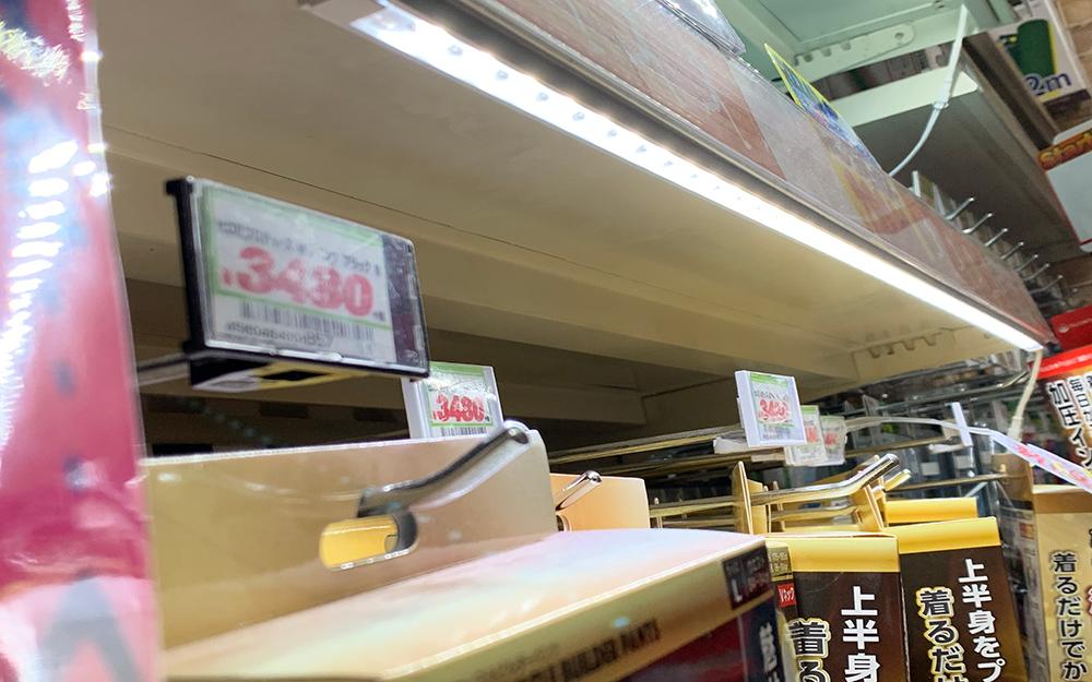 LEDイルミネーション テープライト 設置事例3