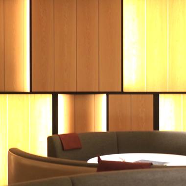 LEDテープライト フロアソファ 使い方・施工