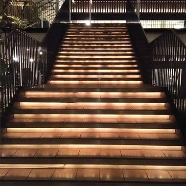 LEDテープライト 階段足元2 使い方・施工