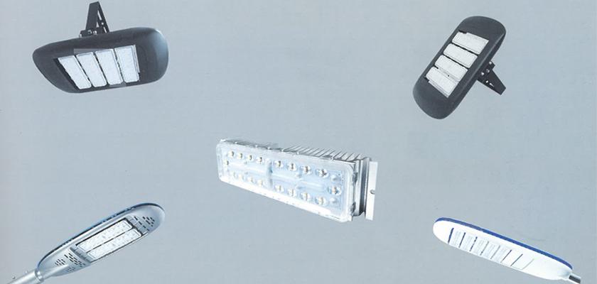 使用用途によって投光器のタイプを選別