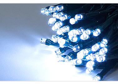 LEDイルミネーション電飾HGシリーズのつららライトは長時間持続する美しい光なので通年使用できます。